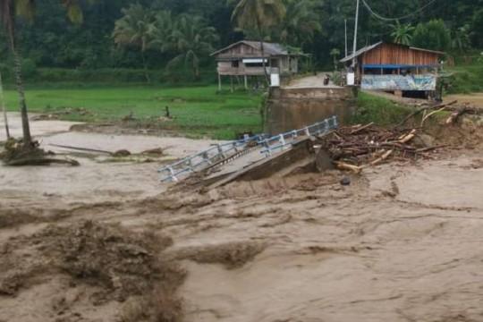 Update Situation Report - 2  Banjir Bandang(Nagari Sitalang dan Batu Kambing)