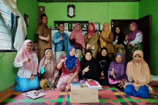 Mentoring Kelompok VSLA di Nagari Sariak Laweh