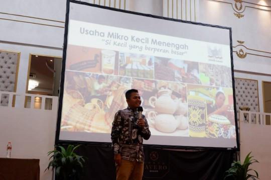JEMARI Sakato fasilitasi kegiatan Penyusunan BCM di Bogor