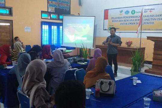 Membangun Ketangguhan UMKM Terhadap Ancaman Bencana Dan Perubahan Iklim Di Kabupaten/Kota Bima