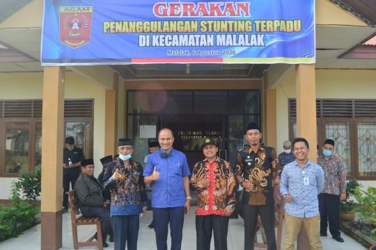 Tertinggi Stunting, JEMARI Sakato Dorong GESIT RANCAK Kecamatan Malalak