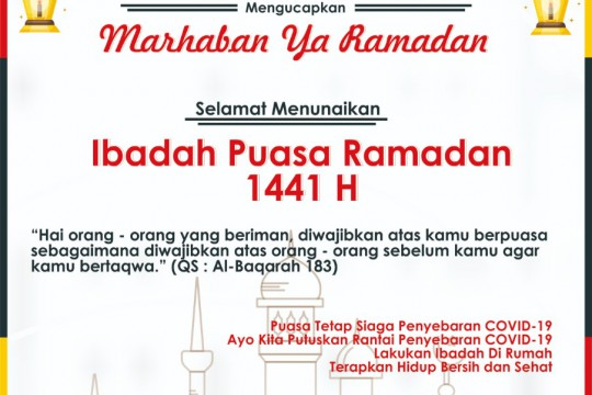 Marhaban Ya Ramdan