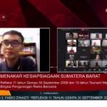 """""""Menakar Kesiapsiagaan di Provinsi Sumatera Barat"""""""